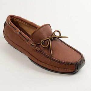 Minnetonka Moose Weekend Moccasins Carmel Men's 9